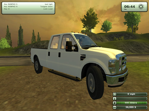 Ford F-3502