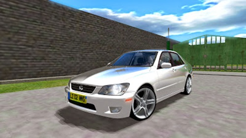 Lexus IS 300 – 1.3