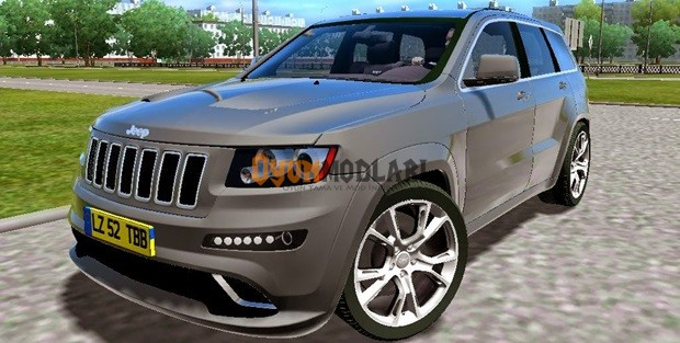 Jeep Grand Cherokee SRT8 – 1.3.3