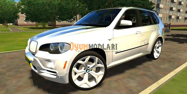 BMW X5 E70 – 1.3.3 City Car Driving