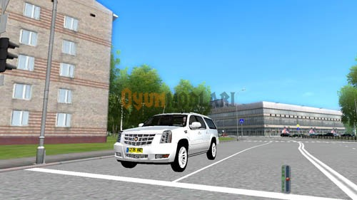 City Car Driving 1.4 – Cadillac Escalade ESV Araba Yaması