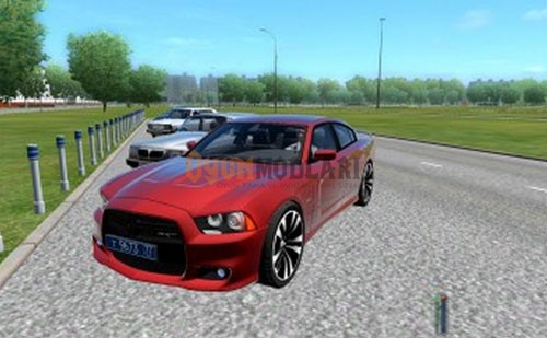 Dodge Charger SRT-8 – City Car Driving 1.4