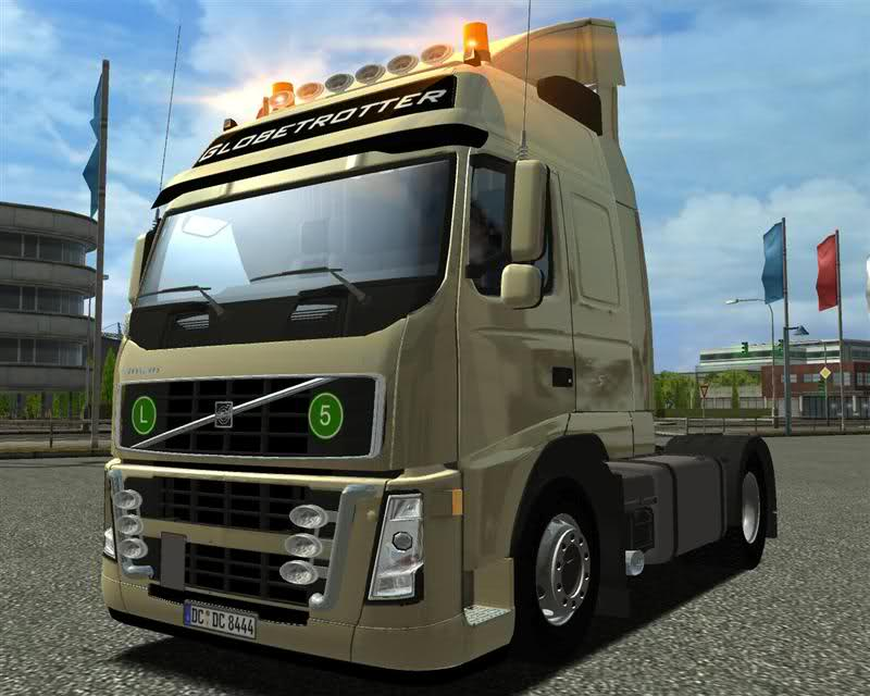 Photo of Volvo FM 12 440 (ETS)