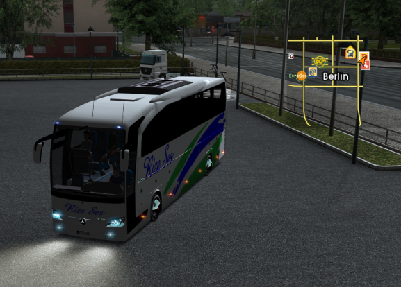 Photo of Mersedes-Benz Travego 15 Rizeses (GTS)