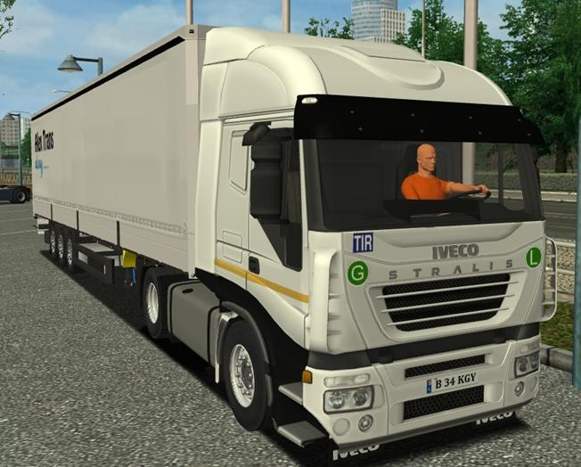 Photo of Iveco Stralis German Truck Simulator