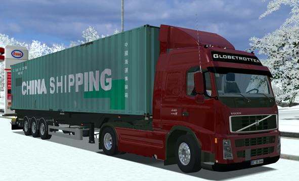 Photo of Euro Truck Simulator Konteyner Dorsesi