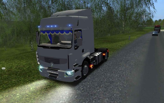 Photo of Renault Premium 450 German Truck Simulator