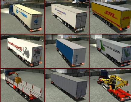 Photo of Euro Truck Simulator Dorse Paketi