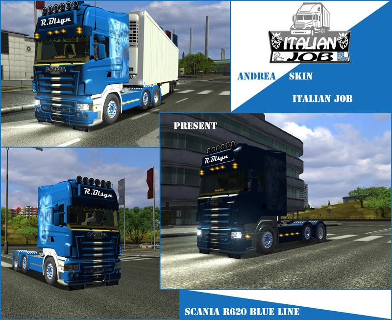 Photo of SCANIA R620 (ETS)