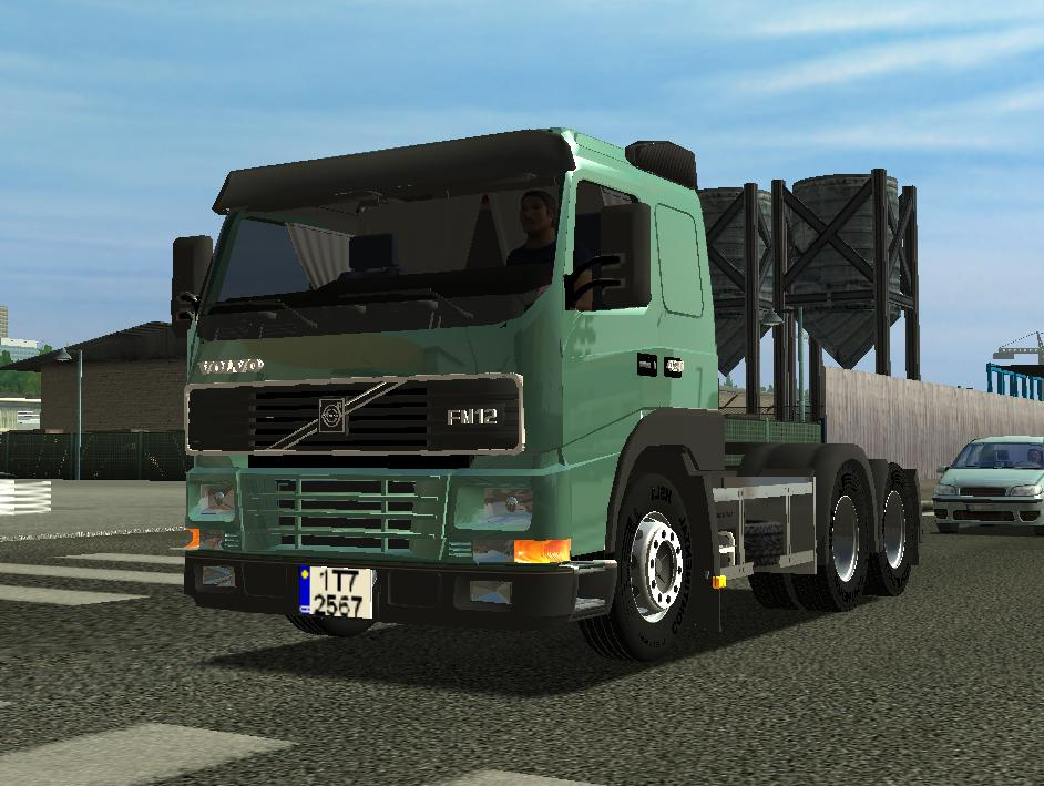 Photo of Volvo FM12 (ETS)