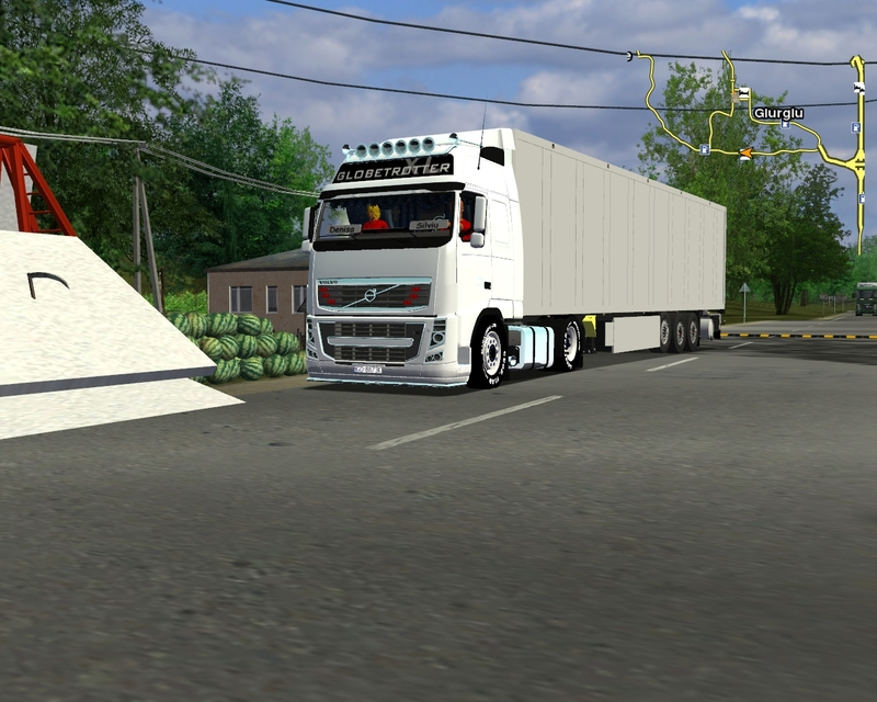 Photo of Volvo FH16 550 ( ETS )