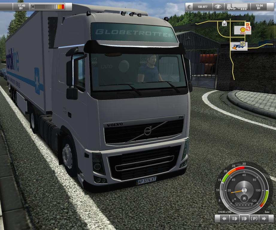 Photo of Volvo FH ( GTS )