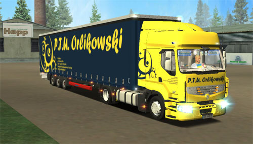 Photo of Renault Premium 2 ( 18 Wos Haulin )