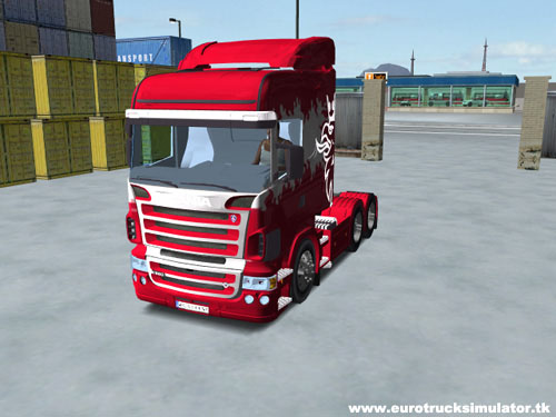 Photo of Scania R560 (American Long Haul )