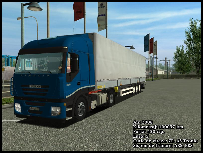 Photo of Iveco Stralis Europa Versiyon 5 Euro Truck Simulator