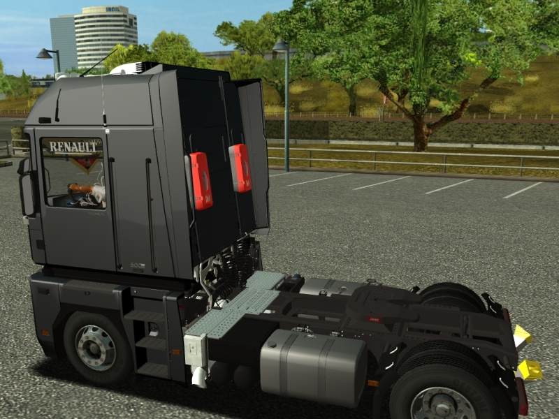 Photo of Renault Magnum Euro Truck Simulator