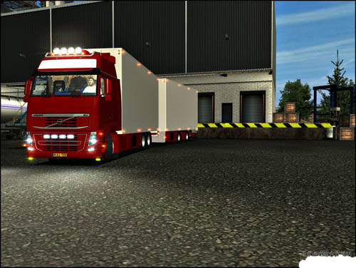 Photo of Volvo FH16 Oldenburger (GTS)