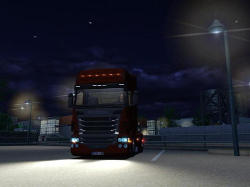 Photo of Scania R730 German Truck Simulator