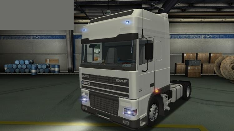 Photo of DAF 95XF SSC