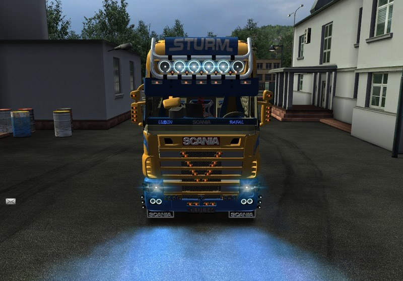Photo of Scania L 144 Sturm ETS