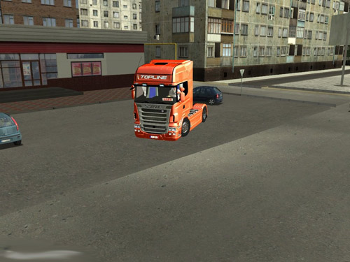Photo of Scania R Serisi (ETSMod)
