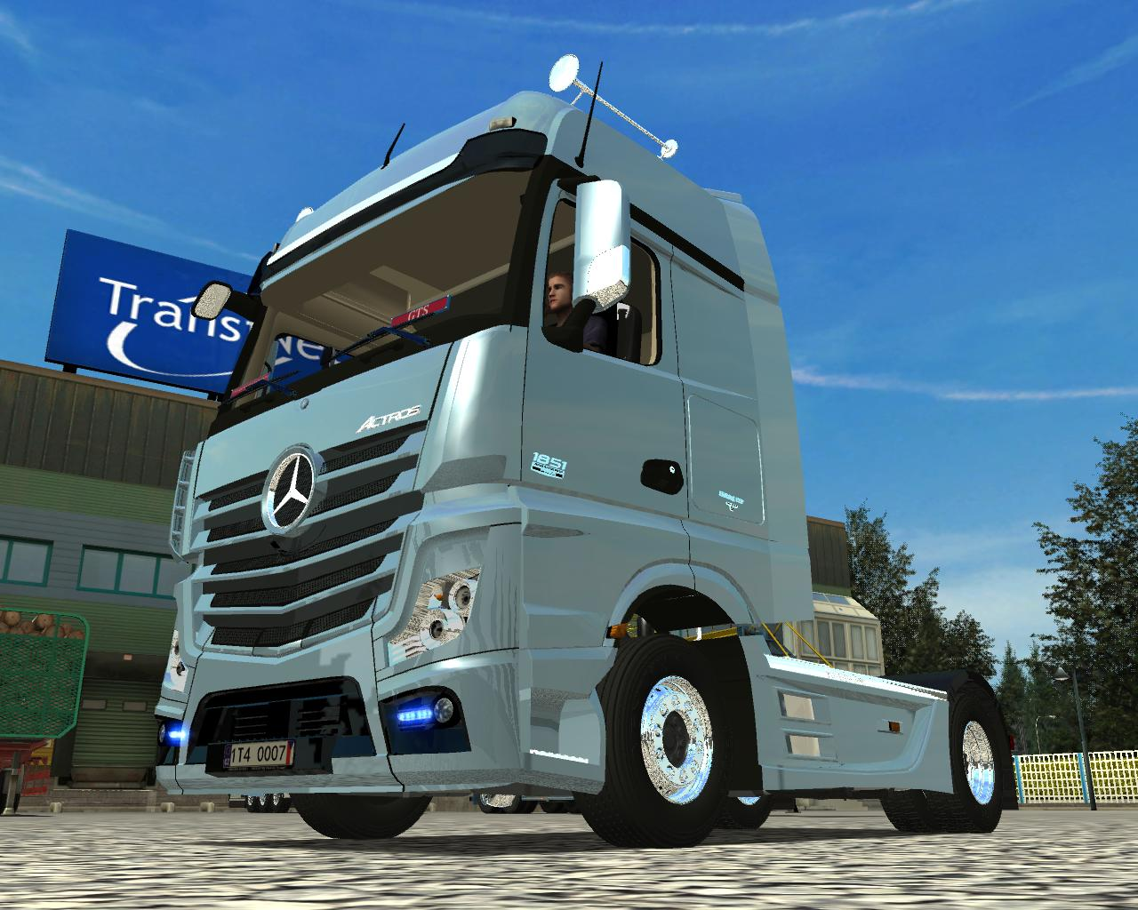 Photo of Mercedes Actros 1851 GTS