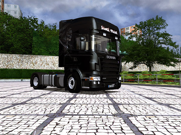 Photo of Scania R500