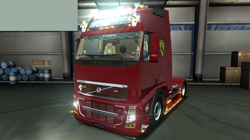 Photo of Volvo FH German Truck Simulator Tır