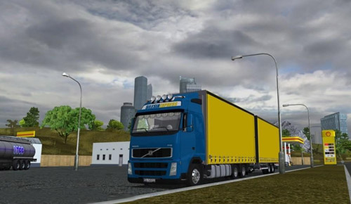 Photo of Volvo FH12 Globetrotter Tandem
