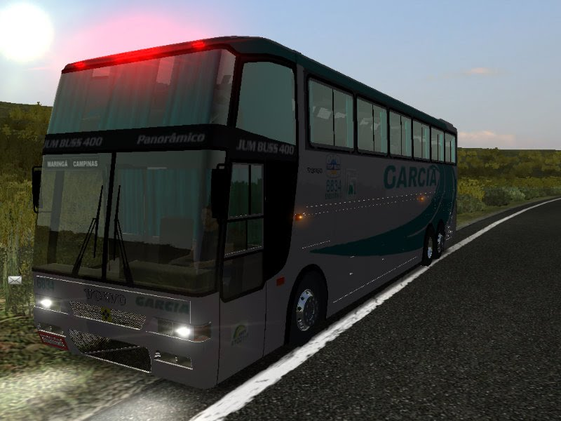 Photo of Volvo Jumbuss 400