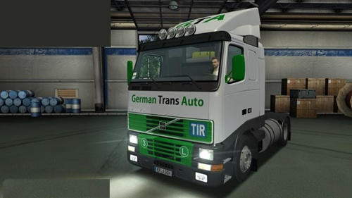 Photo of Volvo Fh12