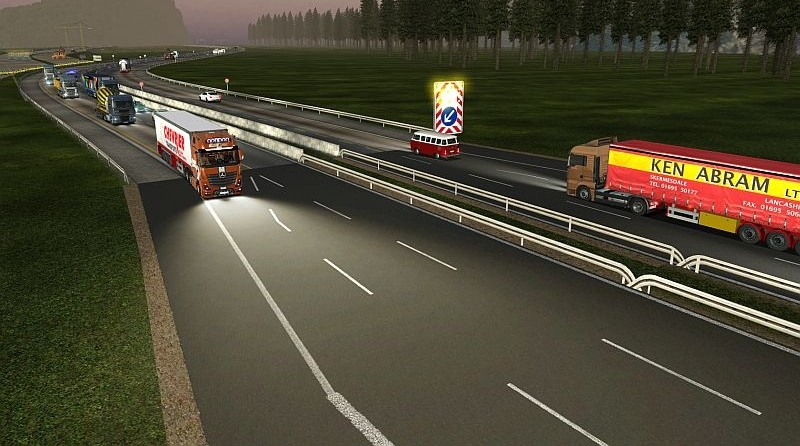 Photo of Harry 3.9 Haritası German Truck Simulator
