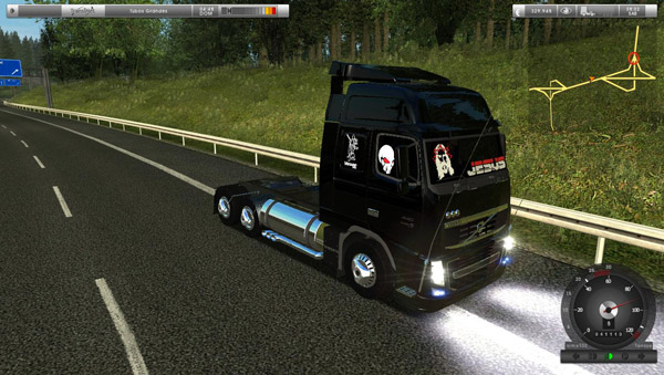 Photo of Volvo FH 2010 German Truck Simulator