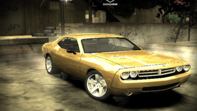 Photo of Dodge Challenger Concept (MW)