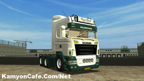 Photo of Scania R620