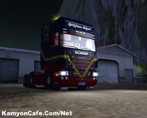 Photo of Scania Klasse A
