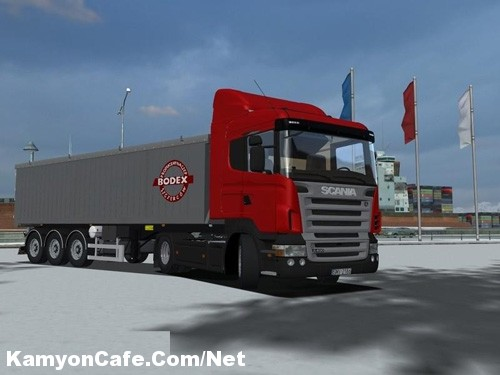 Photo of Scania-R400