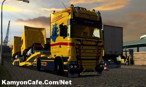 Photo of Scania R460