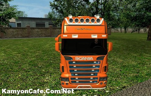 Photo of Scania-R580 Longline Singer