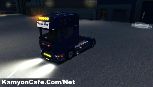 Photo of Scania R730 Van De Poel
