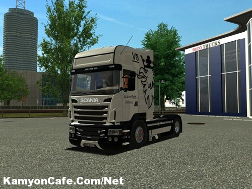 Photo of Scania R730
