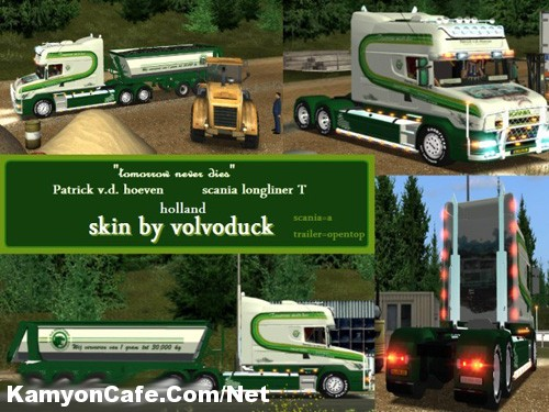Photo of Scania T