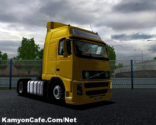 Photo of Waberers Volvo FH12