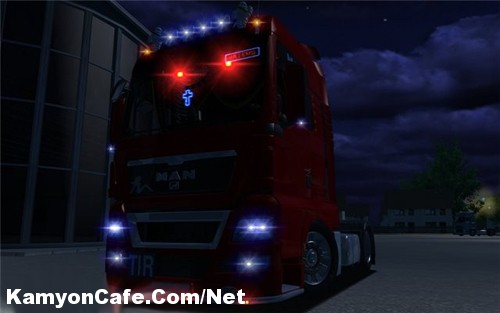 Photo of MAN TGX XXL İoncu 18.430 Low Euro Truck Simulator
