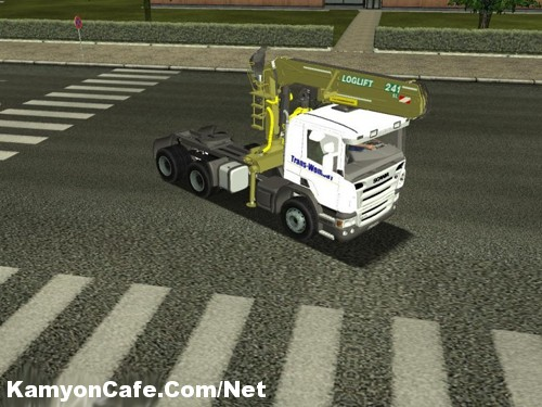 Photo of SCANIA P420 Euro Truck Simulator