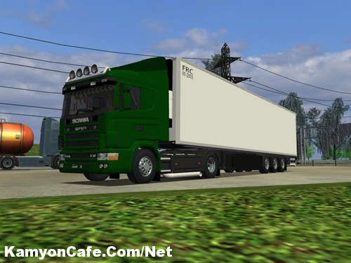 Photo of Scania-144L-530-Highline Euro Truck Simulator
