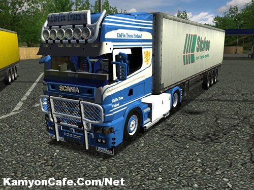 Photo of Scania 144L