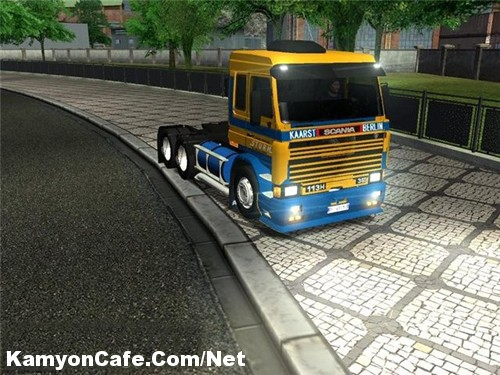 Photo of Scania Class C 113h fronts Euro Truck Simulator