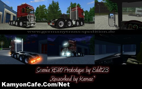 Photo of Scania R580 Euro Truck Simulator