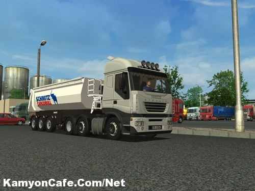 Photo of Iveco Stralis AS 420 Euro Truck Simulator